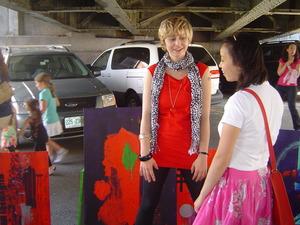 Beacon Hill Art Walk 2009