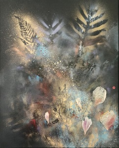 Cloud Cover part of the Dying Star series Jess Barnett