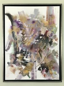 The Haze of July Flowers by Jess Barnett