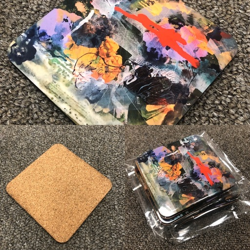 Coasters and Calendars by Jess Barnett