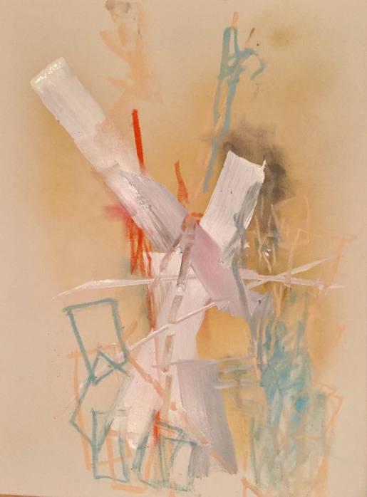 Three new paintings