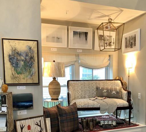 Jess Barnett at HOME by Stamm amp Black interior design store