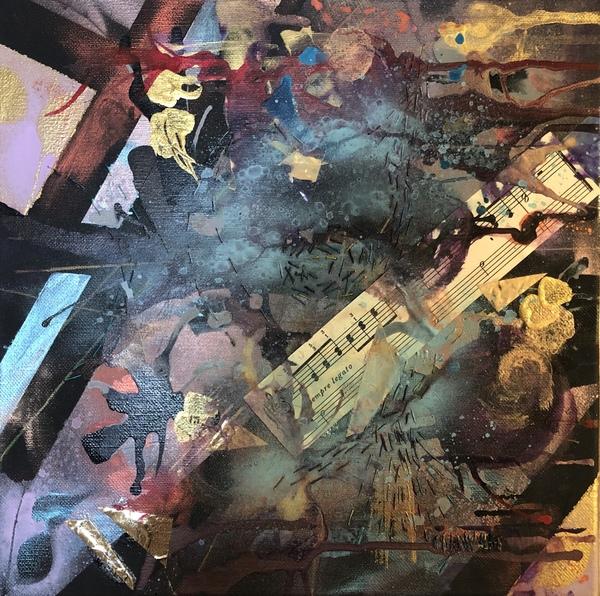 Radiate: Cover Art for Cryostasium Release