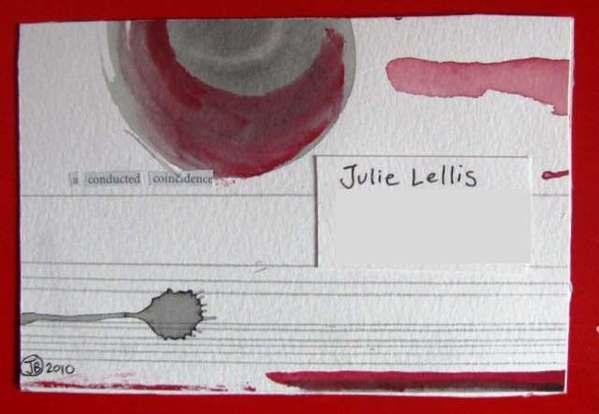 For Julie Lellis by Jess Barnett (Side 2)