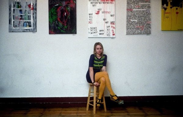 The artist at TMI